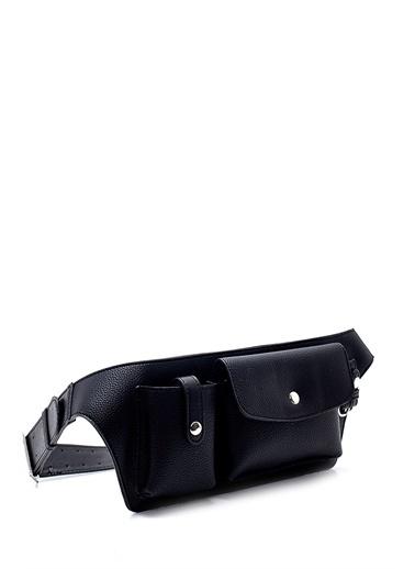 Derimod Kadın Çanta (2110) Casual Siyah